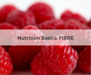 Nutrition Basics Guides: Fibre
