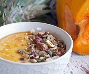 The Ultimate Immune Boosting Sweet Pumpkin Porridge!