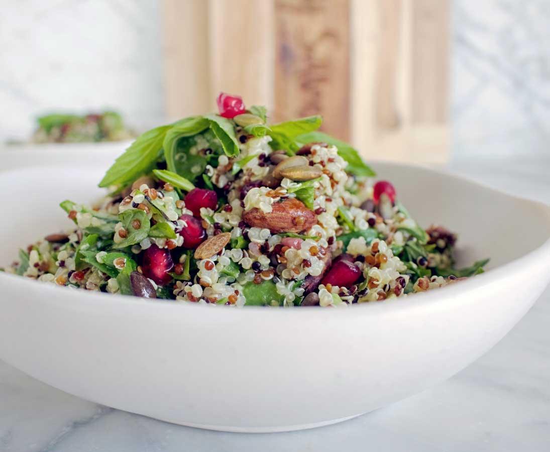 quick healthy recipes