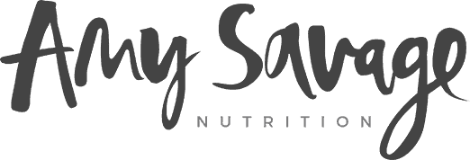 Amy Savage Nutrition