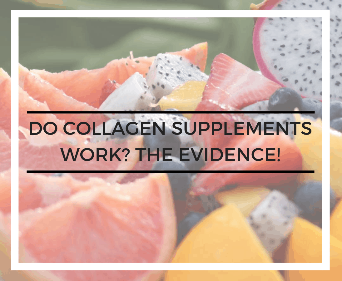 do collagen supplements work