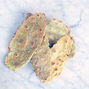 Curry Buckwheat Chapati