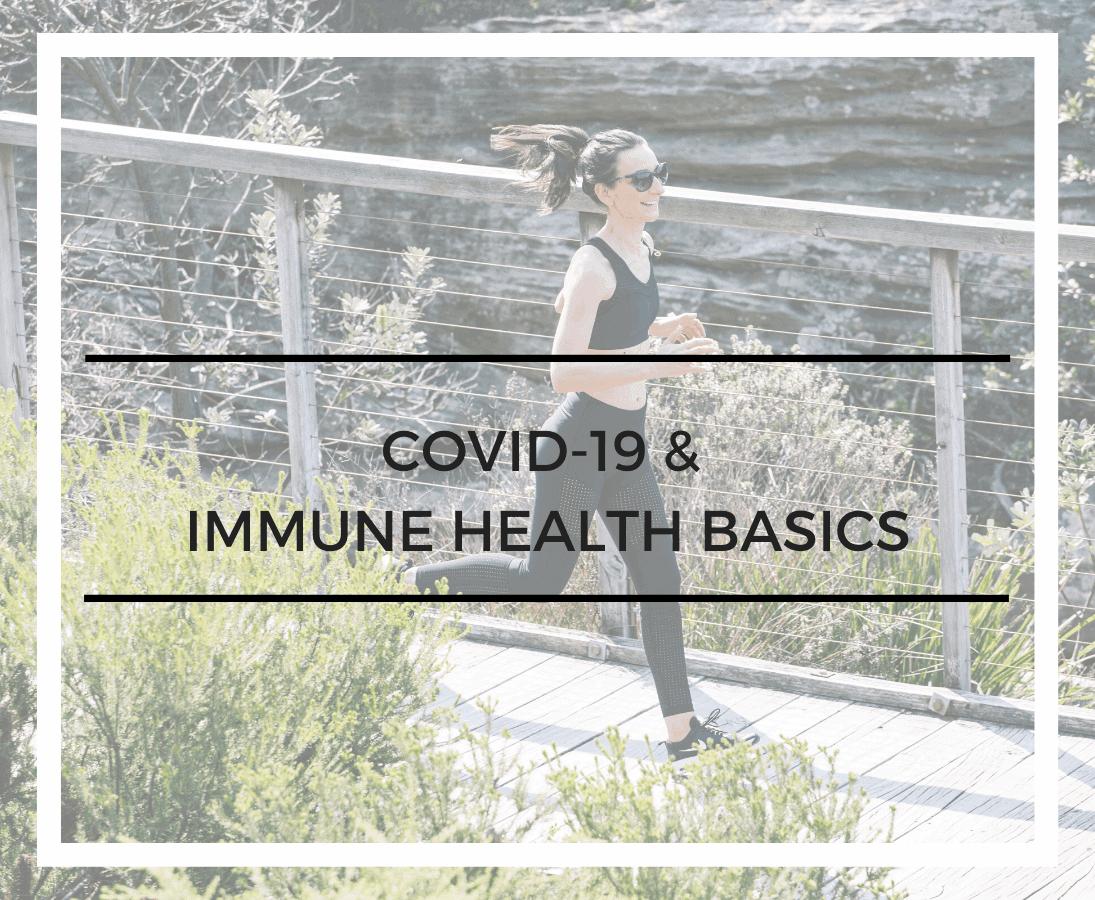 COVID19 & Immune Health