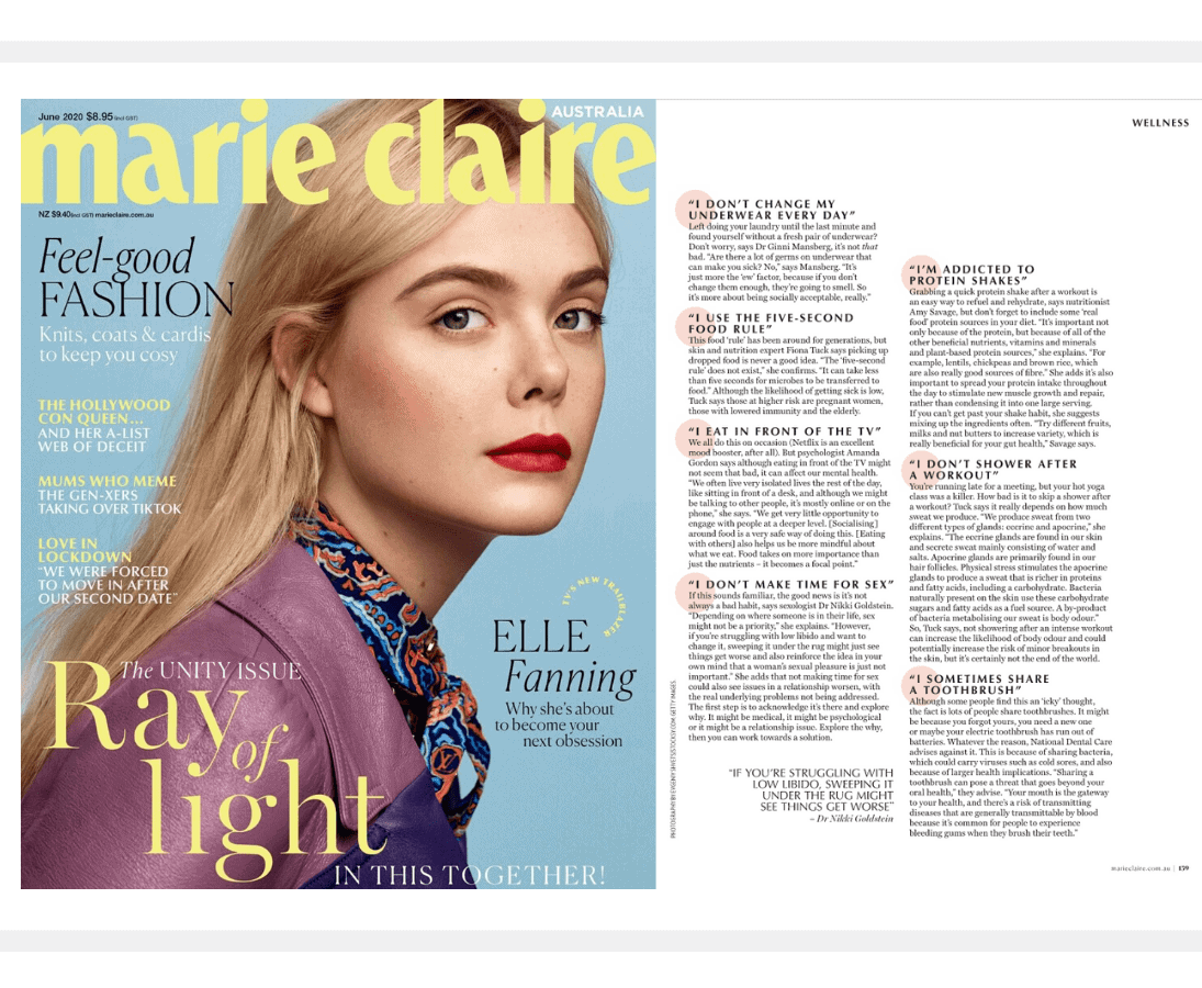Marie Claire June 2020